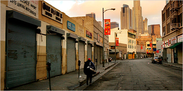 The Widening Divide Revisited- Economic Inequality in Los Angeles
