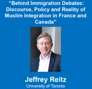"Commentary on Jeffrey Reitz's ""Behind Immigration Debates"" by Philip Johnson"